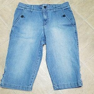 Pants - Gloria Vanderbilt shorts
